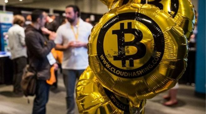 За сутки биткоин резко обвалился в цене