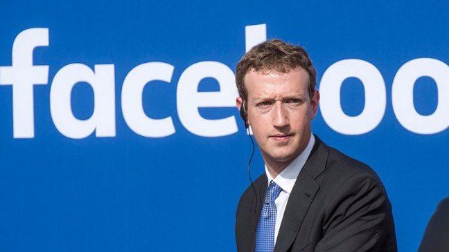 Цукерберг: Алгоритм формирования новостной ленты Facebook изменен