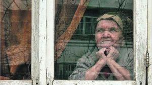 Украинский народ в предвкушении перемен