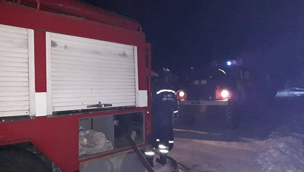 Взрыв газа в Васильевке: пострадали 2 человека
