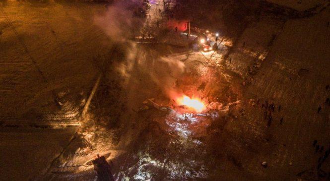 Крушение вертолета в Кременчуге: погибли все 4 члена экипажа