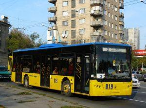 Диспетчеризацией общественного транспорта в Запорожье займётся коммунальное предприятие