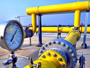 Украине удалось накопить крупнейшие за 5 лет запасы газа
