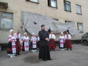 Запорізький священик УПЦ МП пішов з церкви після критики за українську мову