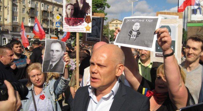 Лидер скандального «Полка Победы» Андрей Иванов вновь активизировался. Правоохранители напряглись…