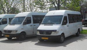 В Запорожье в очередной раз оштрафовали автоперевозчика