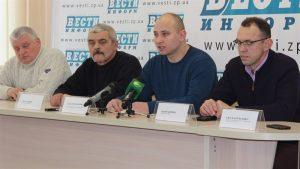 В Запорожье будет работать совет по вопросам участников АТО