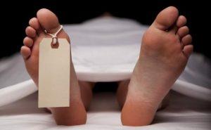 В запорожской области был найден труп мужчины с признаками насильственной смерти
