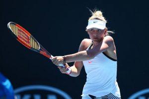 Australian Open: 15-летняя украинка Марта Костюк разгромила 27 ракетку мира