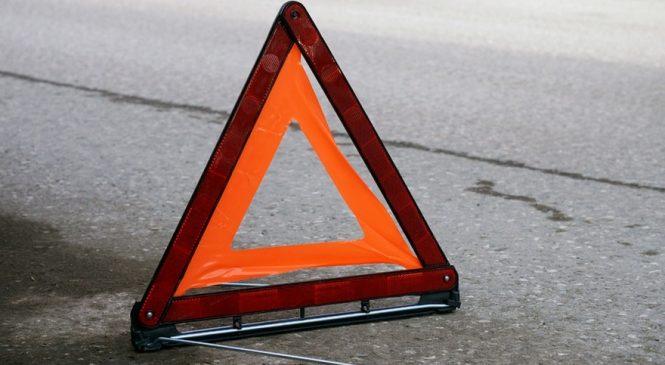 В центре Запорожья произошла авария — видео