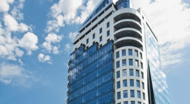19-ти этажный бизнес-центр в центре Запорожья купит крупная инвестиционная компания