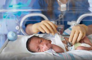 В Запорожье в детской больнице чудом не пострадали младенцы