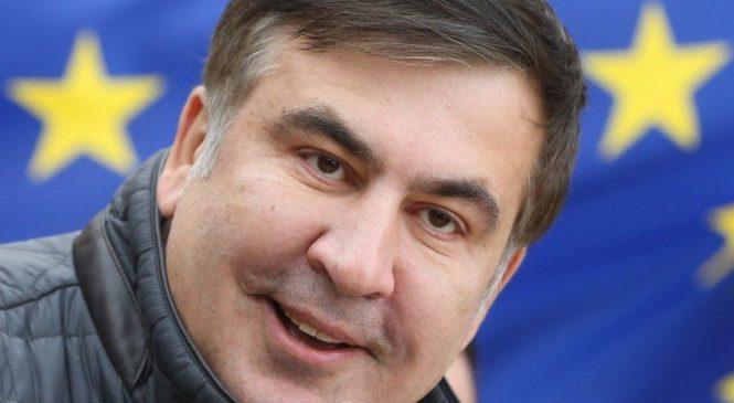 Саакашвили:  Донбасс быстро вернется в Украину. И Ростовская область попросится