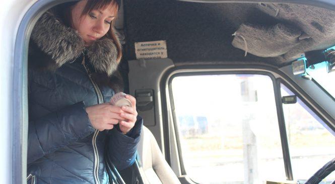 В Запорожье проверяли маршрутки