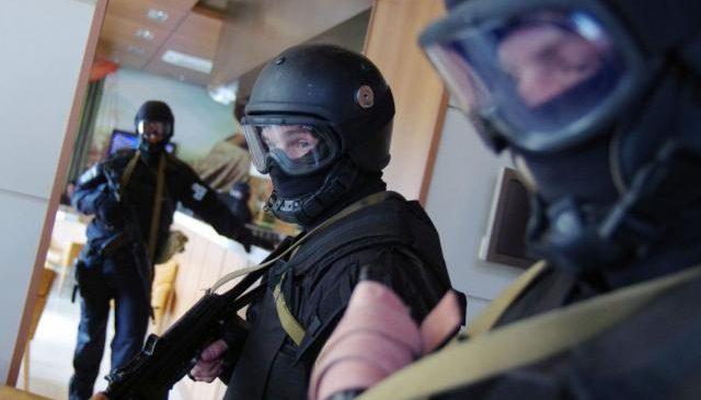 СБУ обнаружила у представителей «Радомира» оружие и медали «патриот России»