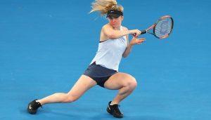 Australian Open: Свитолина стартовала с победы
