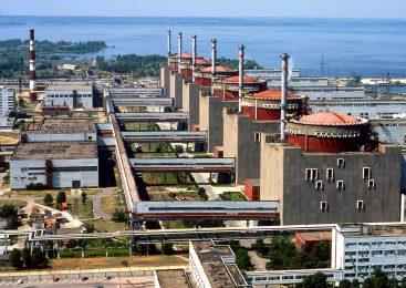 Запорожская АЭС остановит все 6 энергоблоков