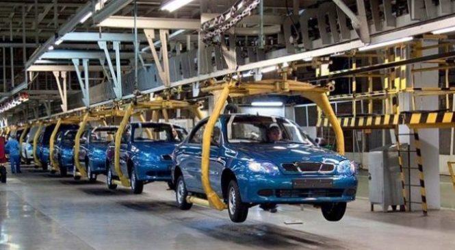 В 2017 году ЗАЗ изготовил в три раза больше автомобилей