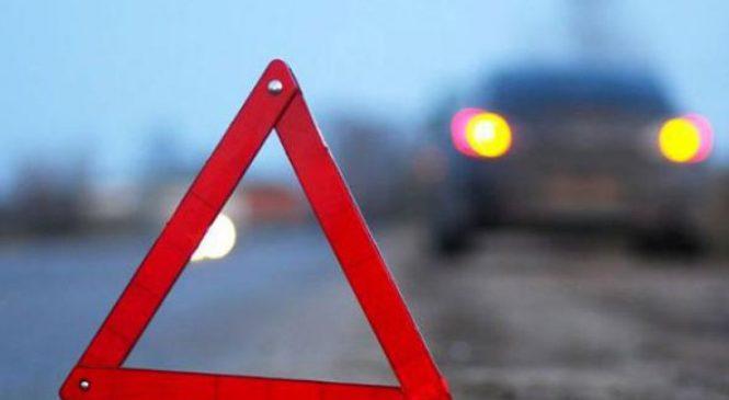 Догонялки на дороге: в Запорожье произошло ДТП (ВИДЕО)