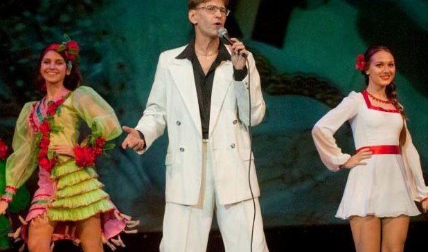 В Запорожье пройдет «Весенний концерт» Анатолия Сердюка