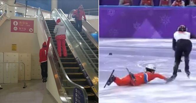 Самые курьезные моменты Олимпиады — 2018
