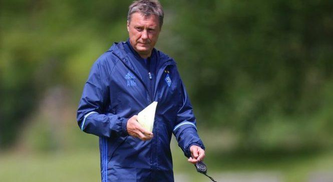 Хацкевич: Ротань и Вербич не помогут Динамо в Лиге Европы