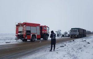 В Запорожской области произошло смертельное ДТП, — ВИДЕО