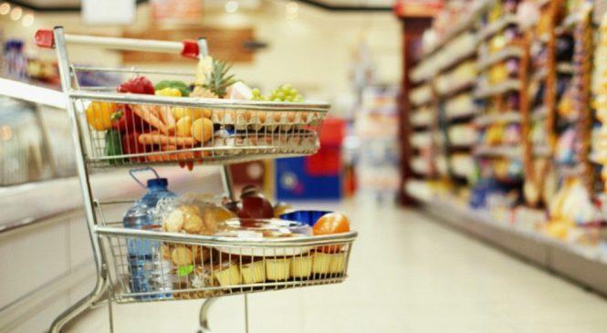 Цены на продукты в Украине выросли до среднеевропейских