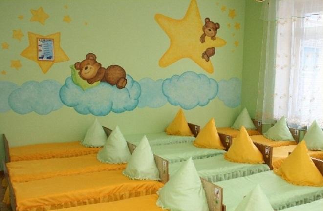 Картинки в детскую спальню в детском саду своими руками 764