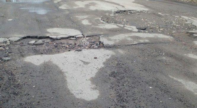 В Запорожье составят план ремонта аварийных участков дорог