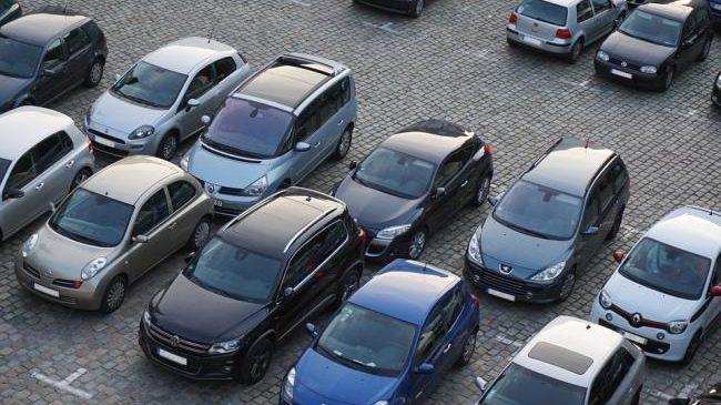 Парковка по элитному