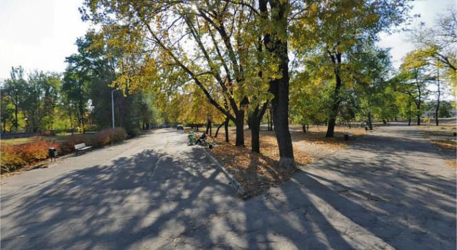 Парк Металлургов хотят переименовать в честь директора «Запорожстали»