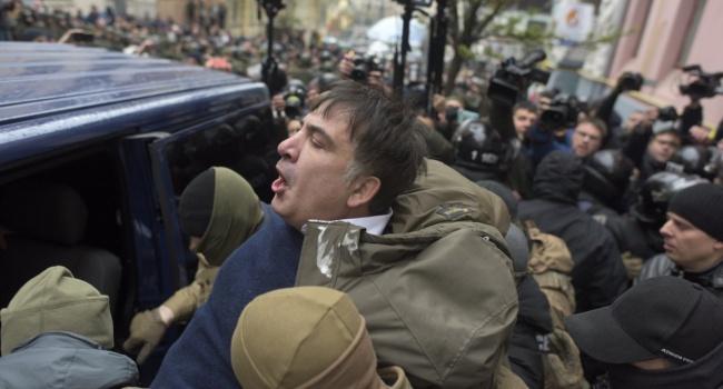 «Финал далеко». Что осталось за кулисами шоу с депортацией Саакашвили