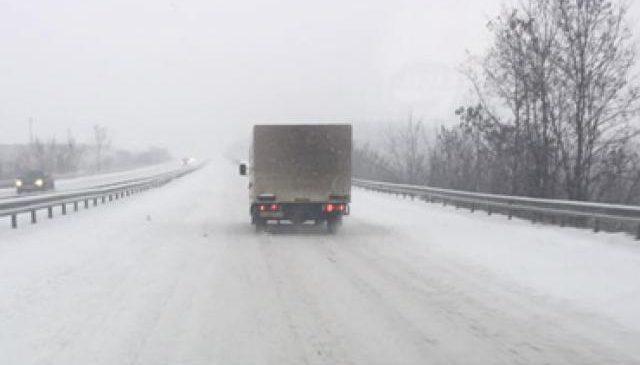 ВНИМАНИЕ! Движение на трассах Запорожской области восстановлено