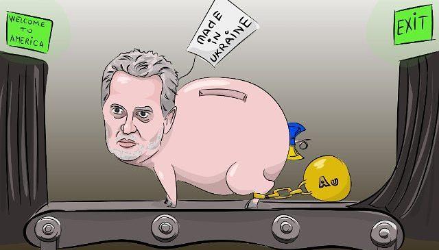 «Фокусы» украинских политиков