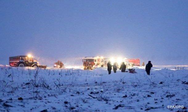 Крушение АН-148 под Москвой: погиб 71 человек