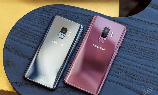 В Барселоне презентован Samsung Galaxy S9