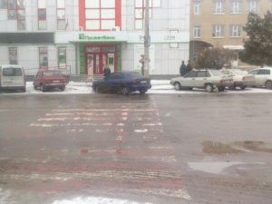 Очередной хит парковки в Запорожской области