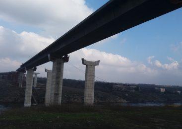 В Запорожье новый мост наконец-то соединил оба берега Днепра, -ФОТОРЕПОРТАЖ