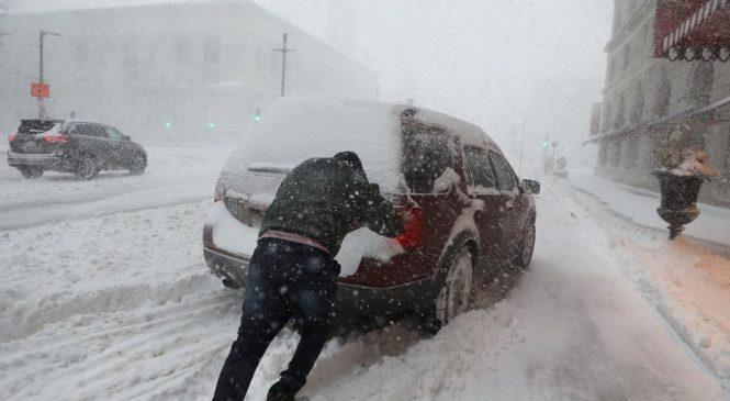 Как не буксовать на снегу и льду