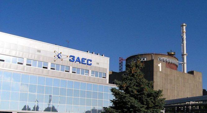 Диверсия на Запорожской атомной электростанции
