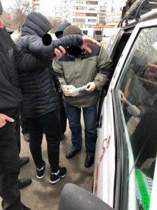 Запорожские полицейские разоблачили очередного взяточника