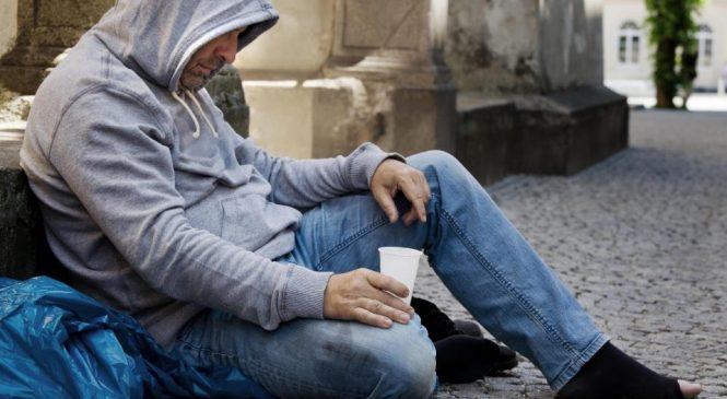 В Швеции у бездомного нашли 750 тысяч долларов