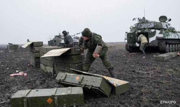 Матиос: Против Украины на Донбассе воюет до 40 тысяч человек