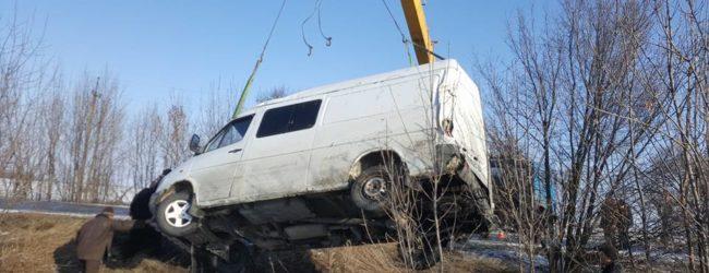 В Запорожской области волонтеры попали в ДТП
