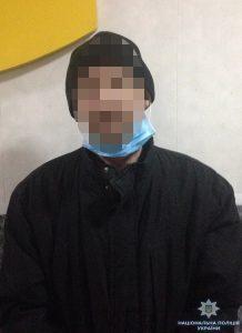 В Запорожье арестован подозреваемый в убийстве