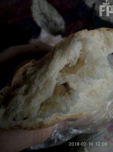 Житель Запорожья приобрел в магазине хлеб с начинкой из насекомых
