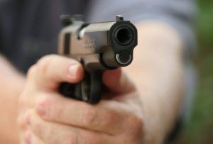 Стрельба на проспекте Соборном: Мужчина, которого ранили в ногу, отказался писать заявление в полицию