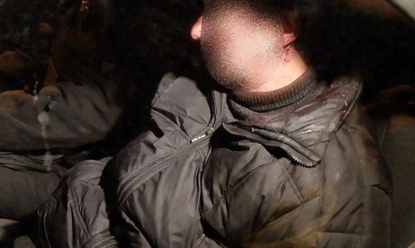 Триллер под Киевом: пьяный ветеран АТО обстрелял полицейских из автомата и забросал гранатами