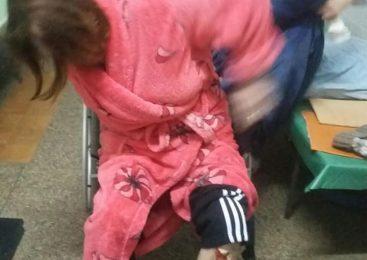 В Запорожской области пациентке к диагнозу панкреатит медики добавили рваную рану и поломанные ребра, — ФОТО